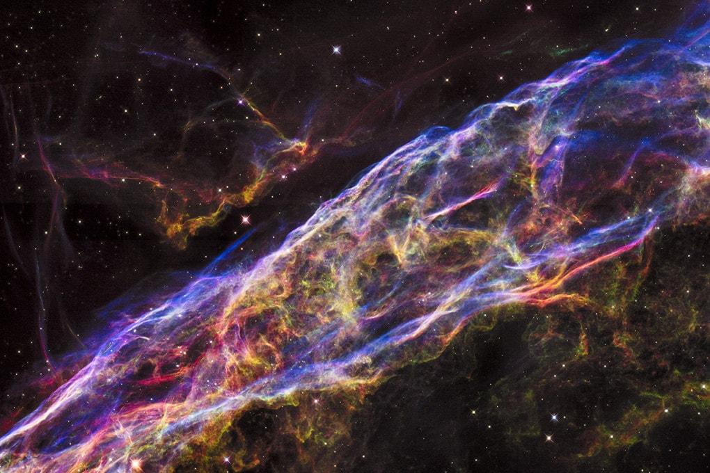 Trovata polvere di stelle là dove (e quando) non dovrebbe esistere