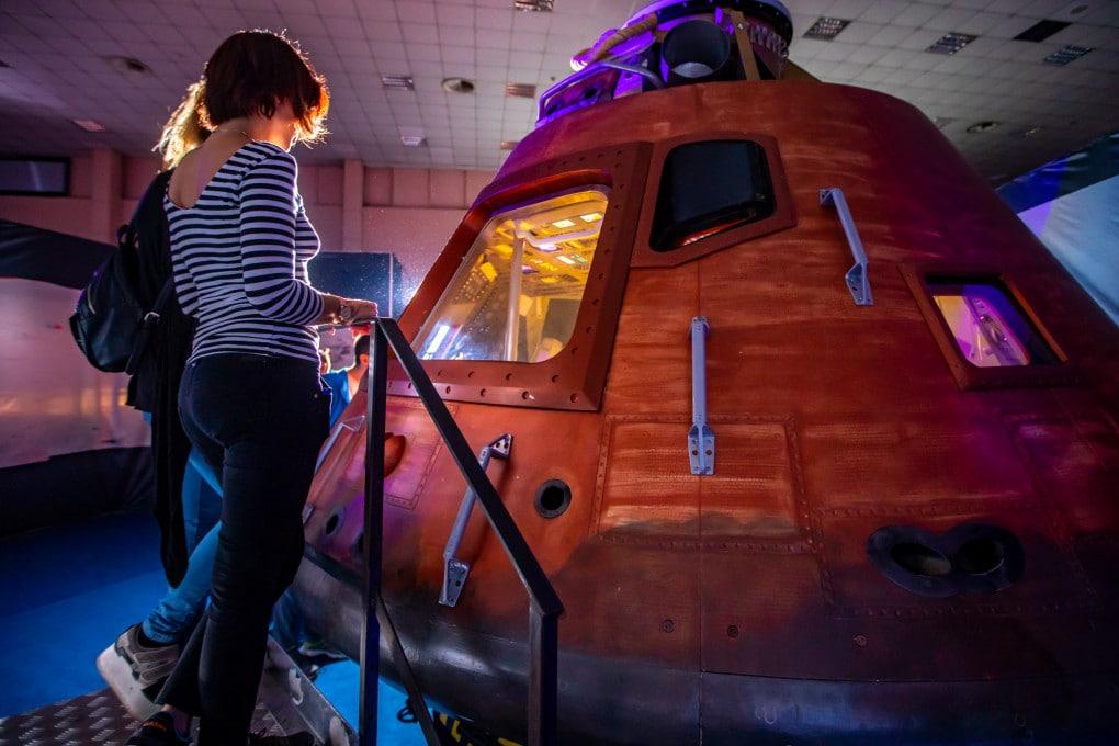 Space Adventure: a Torino la mostra interattiva sulle missioni spaziali