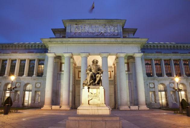 Museo del Prado: oggi è il bicentenario dall'apertura