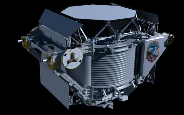 Ams-02: Alpha Magnetic Spectrometer