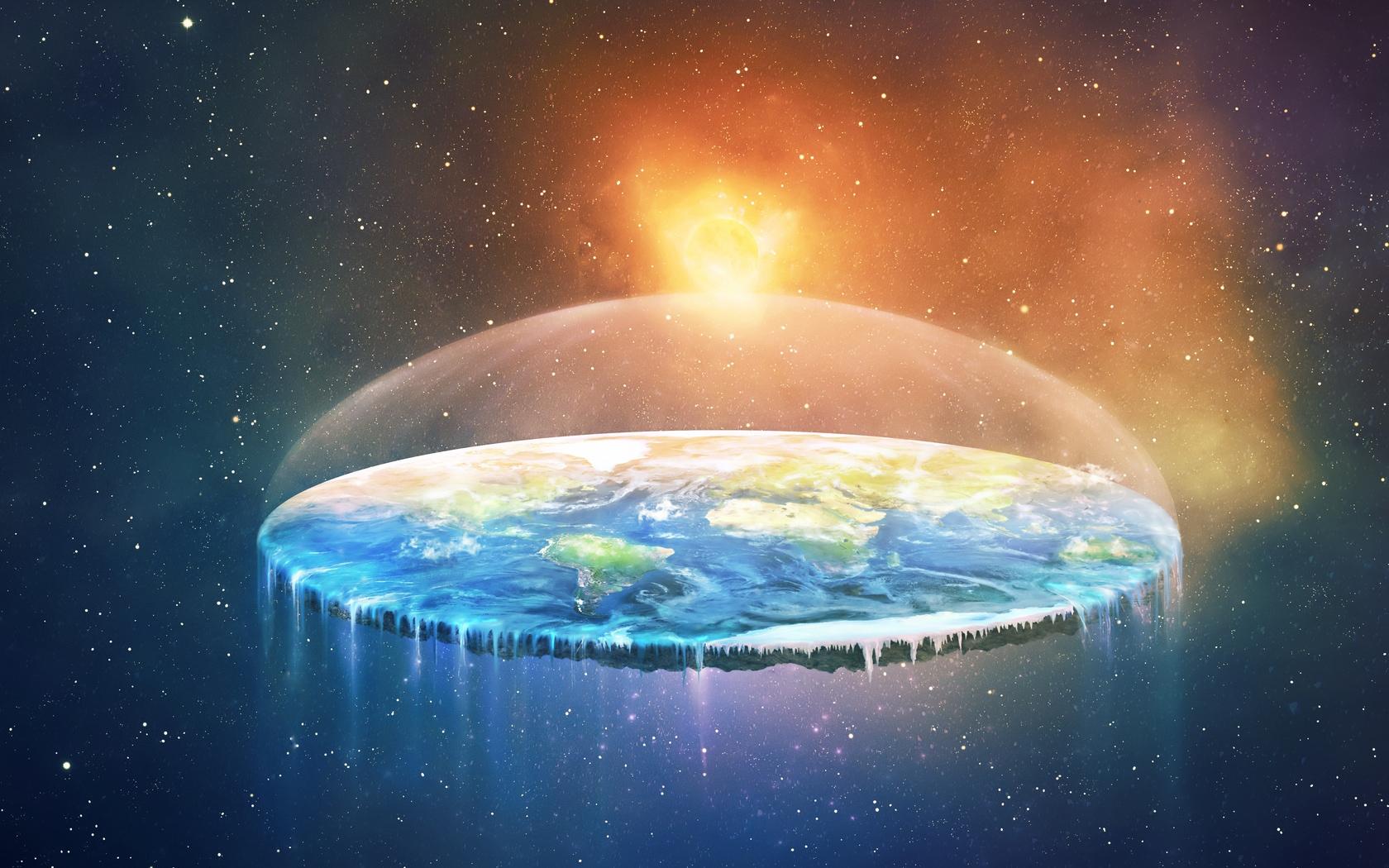 Terrapiattisti: dove la scienza non arriva - Focus.it
