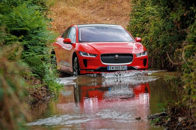 Jaguar I-Pace: per tutte le stagioni