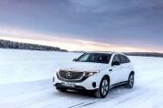 Mercedes EQC: stella polare