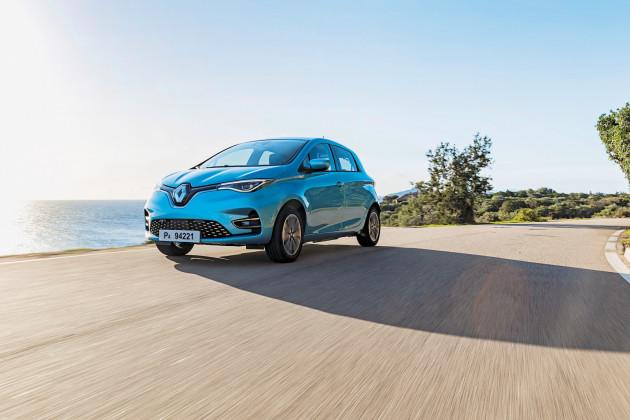Nuova Renault Zoe: il salto di qualità