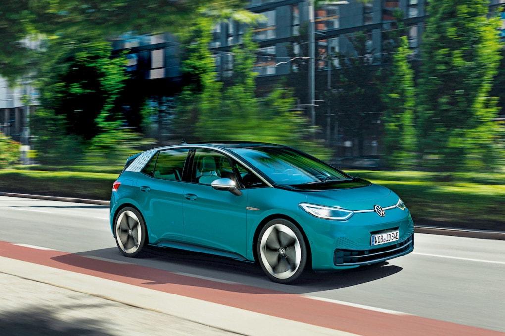 Volkswagen ID.3: l'elettrica per il popolo.