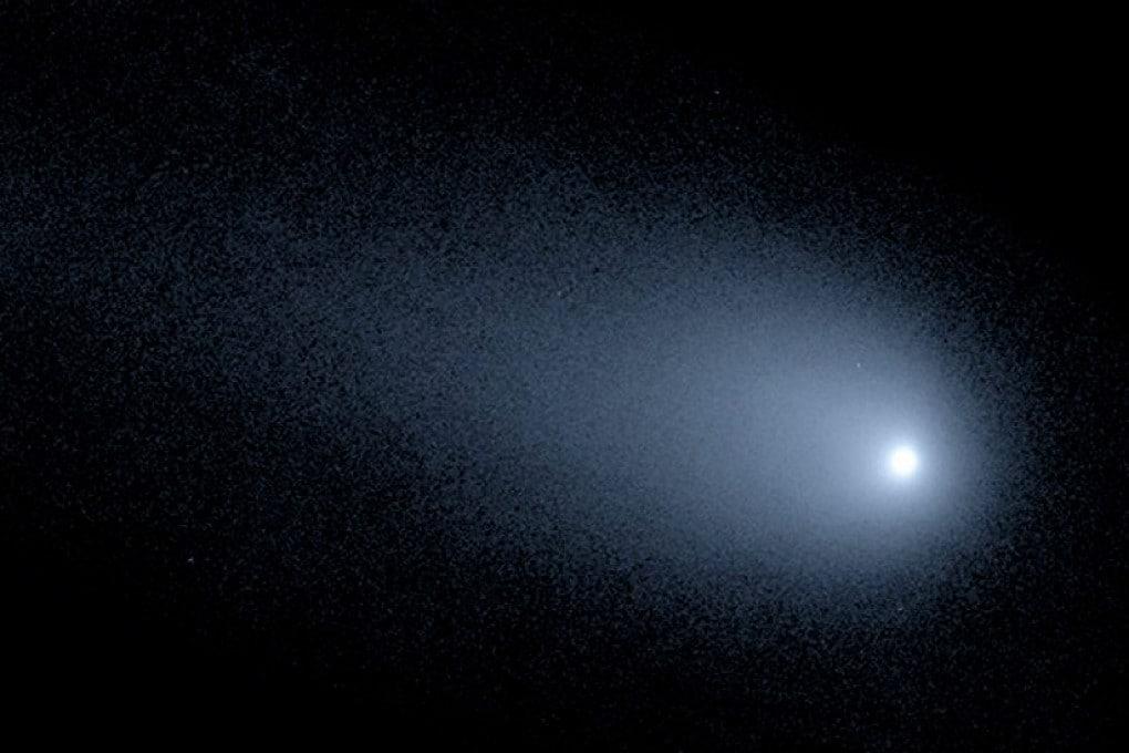 Fotografia: la cometa 2I/Borisov