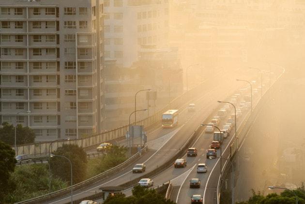 Inquinamento atmosferico.