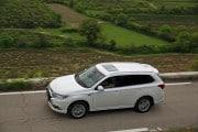 Mitsubishi Outlander PHEV L'azzardo vincente