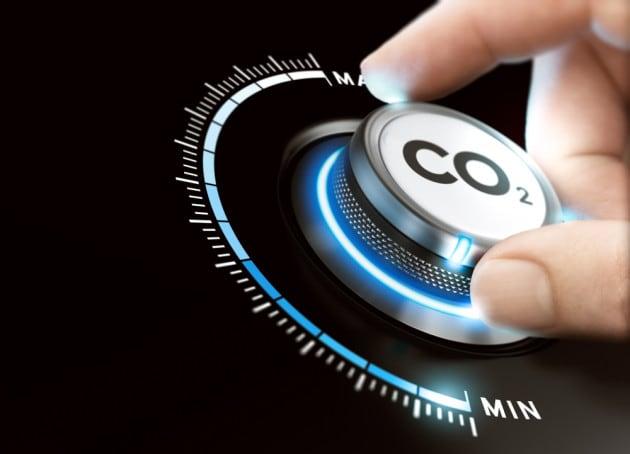 Meno carbone, più anidride carbonica