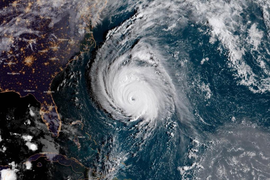 Uragani e terremoti