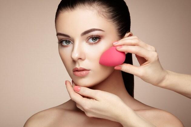 Attenzione alle spugnette per il make-up