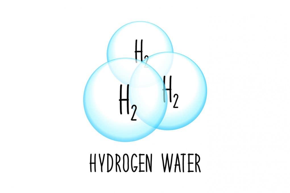 Che cos'è l'acqua all'idrogeno nascente