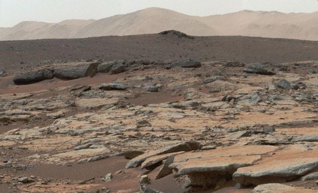 Dietrofront: niente acqua su Marte?