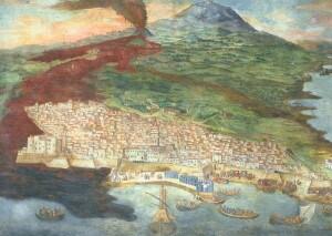 Etna: eruzione del 1669