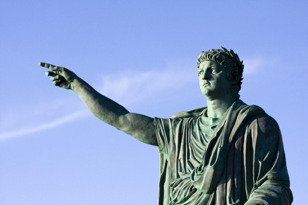 Nerone, imperatore sanguinario