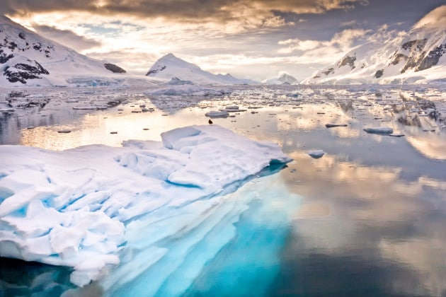 Antartide, scoperto il punto continentale più profondo del globo