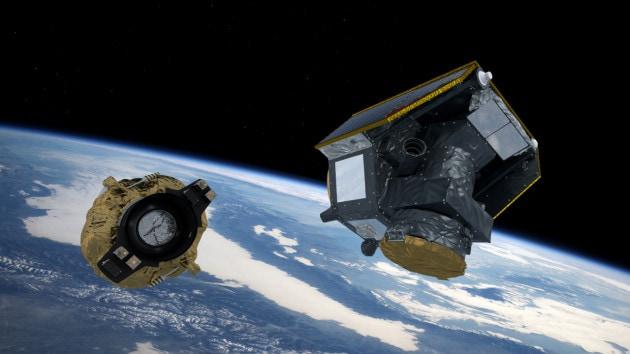 Partito il razzo che trasporta il telescopio spaziale CHEOPS
