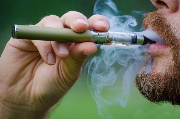 E-cig: sigarette elettroniche e patologie polmonari