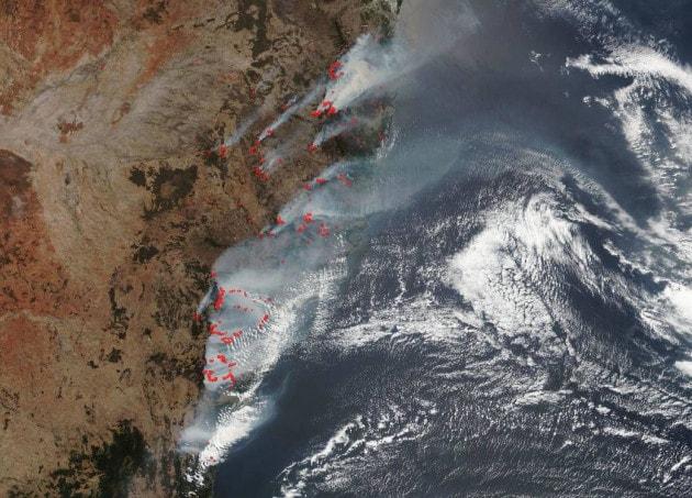 L'Australia ha appena registrato il giorno più caldo di sempre