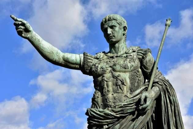 Augusto imperatore di Roma