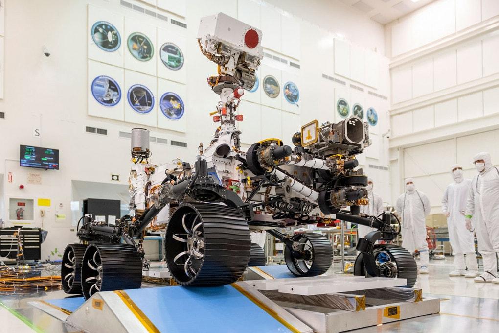 Il rover della NASA Mars 2020