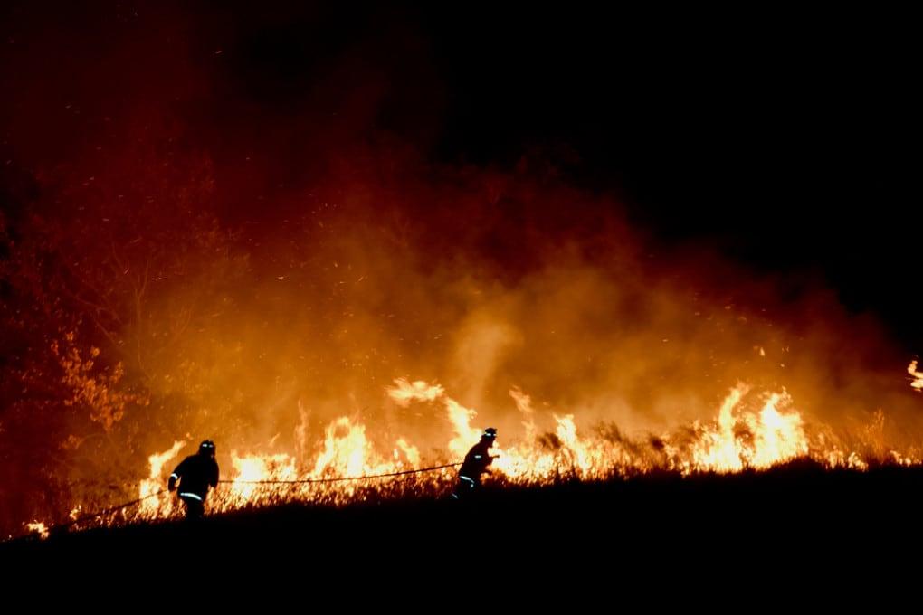 Incendi in Australia: pompieri al lavoro