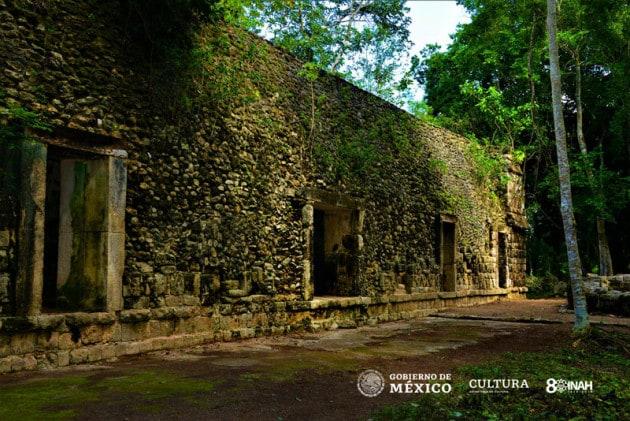 Messico: scoperto un antichissimo palazzo Maya