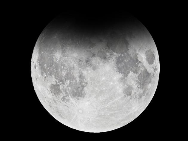 10 gennaio: l'eclissi lunare di penombra