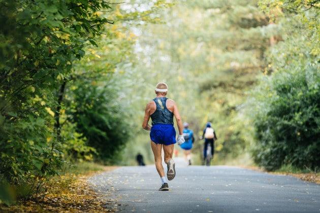 La prima maratona fa ringiovanire di 4 anni