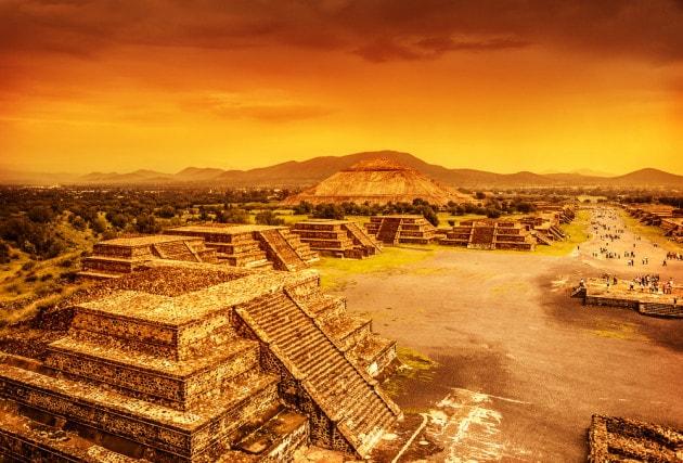 Il misterioso lingotto d'oro degli Aztechi