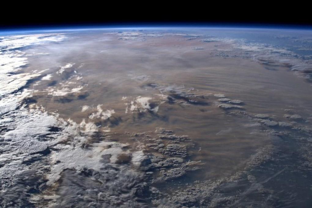 Incendi in Australia: foto dalla ISS
