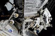 EVA con imprevisto per l'astronauta Christina Koch