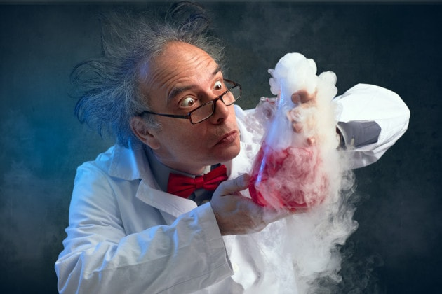 I 10 scienziati più pazzi della storia