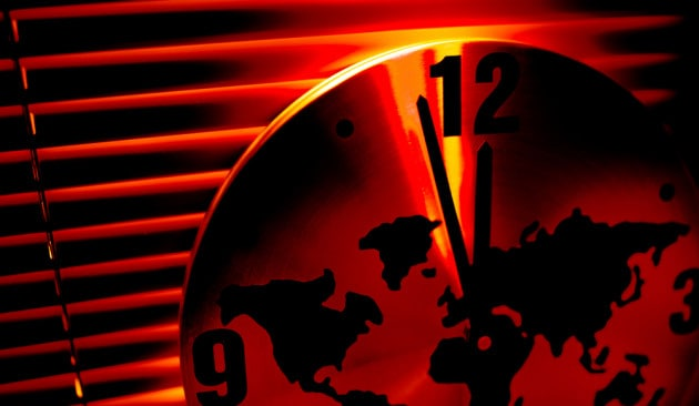 Orologio dell'Apocalisse: Doomsday Clock