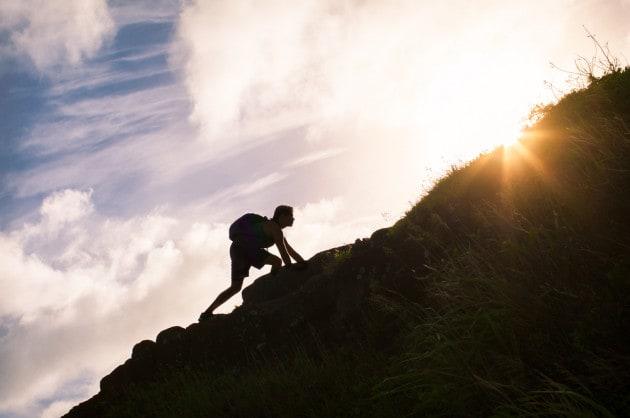 Forza di gravità: prima di sentirla, la vediamo