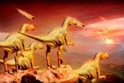 È ufficiale (forse): i dinosauri si sono estinti per colpa dell'asteroide