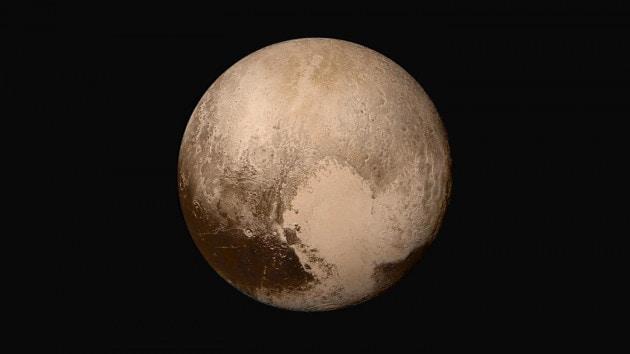 Il cuore ghiacciato di Plutone controlla i suoi venti