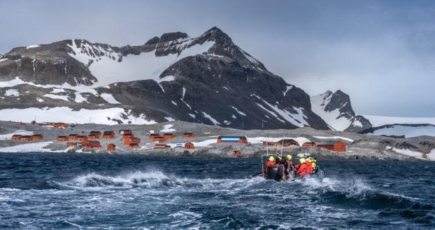 Esperanza Antartide