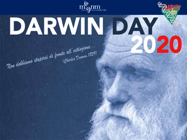 Darwin Day 2020 in Italia: evoluzione ed estinzioni