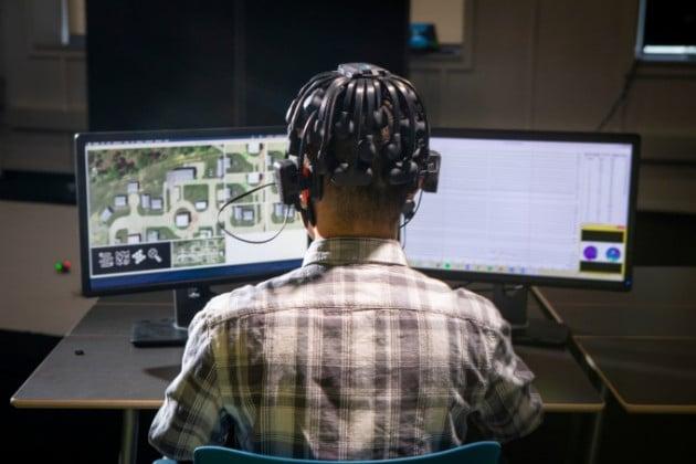 Il cervello dei gamer addestra l'AI