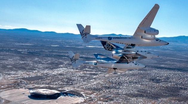 Virgin Galactic, SpacePort America