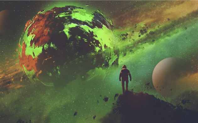 Breakthrough Listen: scienza in campo per cercare ET