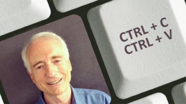 Larry Tesler, l'inventore del copia-incolla