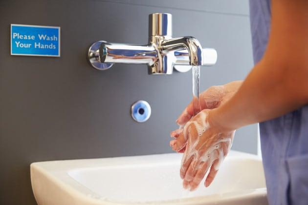 Coronavirus: come lavarsi le mani