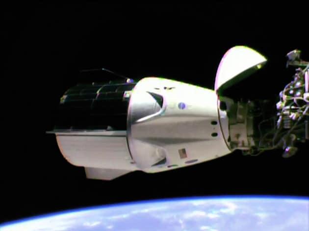 SpaceX pronta a portare astronauti sulla Iss?