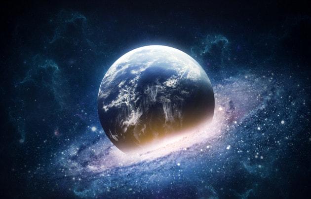 La Terra si è formata molto in fretta - Focus.it