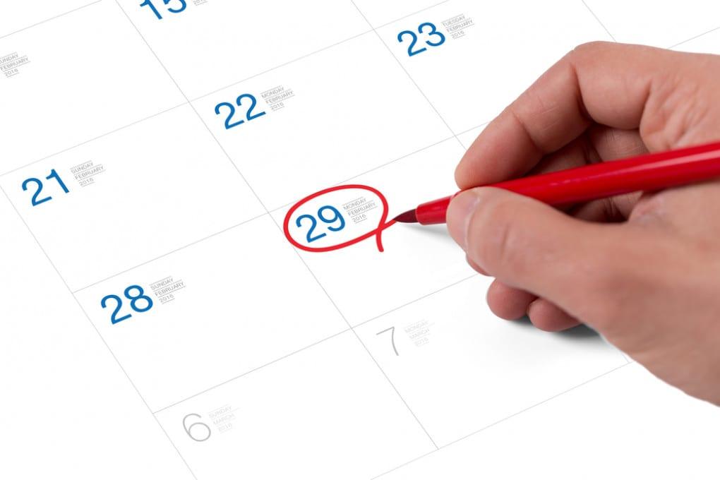 29 febbraio
