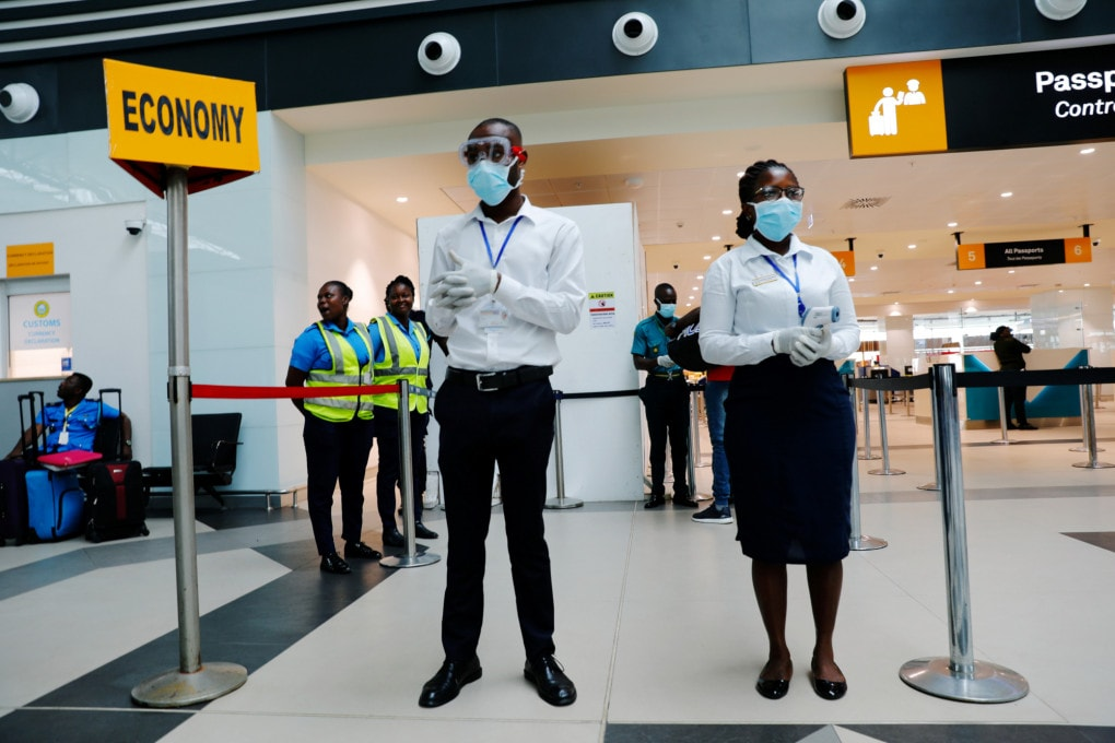 Il nuovo coronavirus è arrivato nell'Africa subsahariana