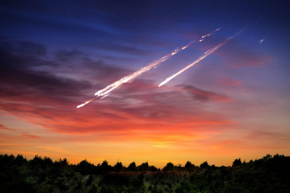 Meteoriti che seminano la vita