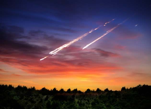 Trovata una proteina extraterrestre in un meteorite